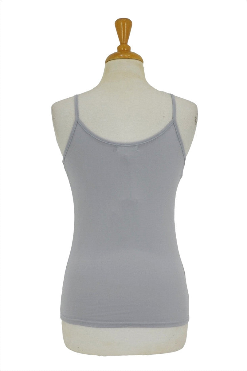Grey Basic Singlet Top | I Love Tunics | Tunic Tops | Tunic | Tunic Dresses  | womens clothing online