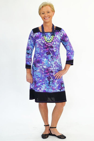 Purple Patricia Tunic