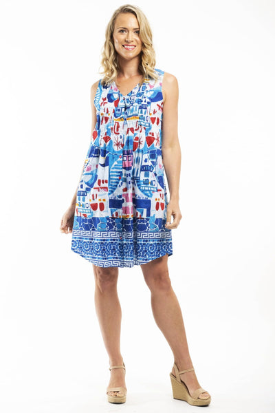 Orientique Little Venice Dress