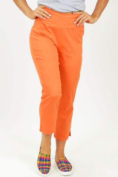 Orange Crop Pants