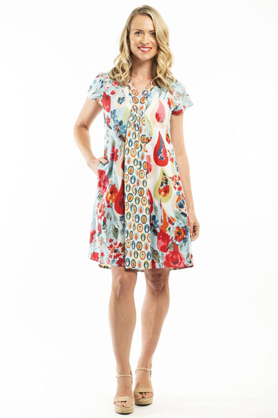 Orientique Kefalonia Cotton Dress