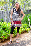 Leela Tunic - at I Love Tunics @ www.ilovetunics.com = Number One! Tunics Destination