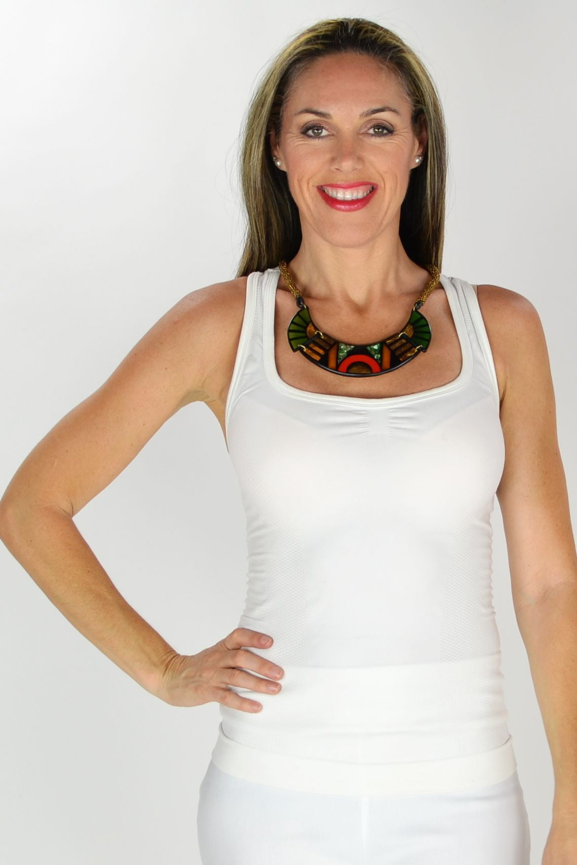 Pharaoh Princess Bib Necklace | I Love Tunics | Tunic Tops | Tunic | Tunic Dresses  | womens clothing online