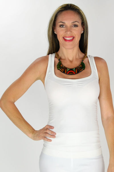 Pharaoh Princess Bib Necklace