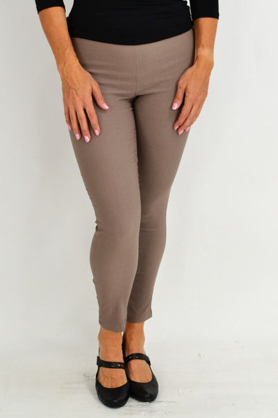 Camel Eva Stretch 7/8 Pants