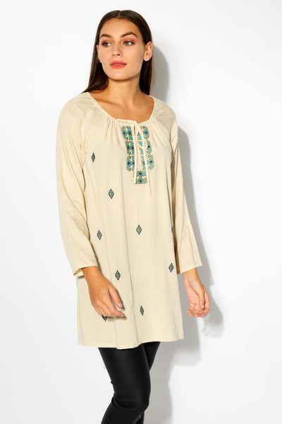 Fawn Madelyn Tunic Top