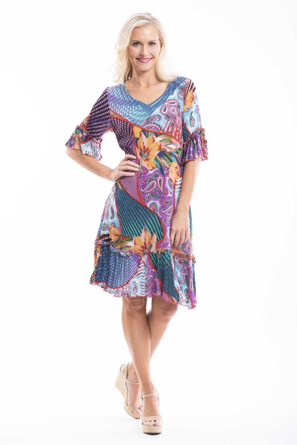Penny's Patch Tunic | I Love Tunics | Tunic Tops | Tunic | Tunic Dresses  | womens clothing online