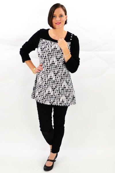 Peta Tunic Top | I Love Tunics | Tunic Tops | Tunic | Tunic Dresses  | womens clothing online