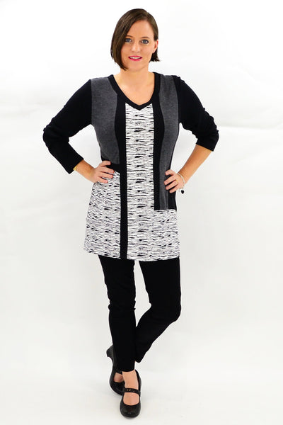 Leanne Tunic Top