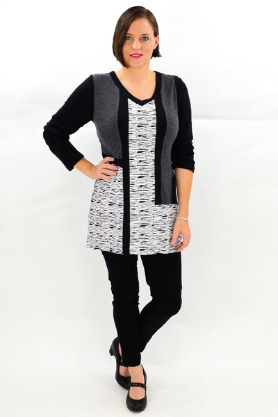 Leanne Tunic Top - at I Love Tunics @ www.ilovetunics.com = Number One! Tunics Destination