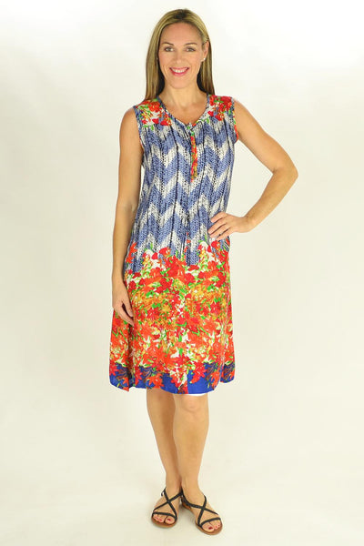 Rose and Lily Tunic