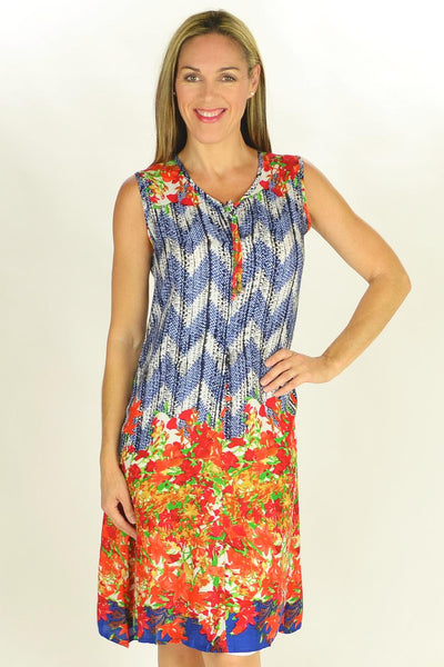 Rose and Lily Tunic - at I Love Tunics @ www.ilovetunics.com = Number One! Tunics Destination