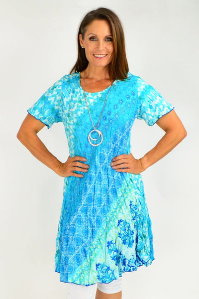 Flowers in Summer Tunic