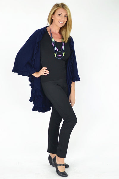 Nancys Navy Wrap