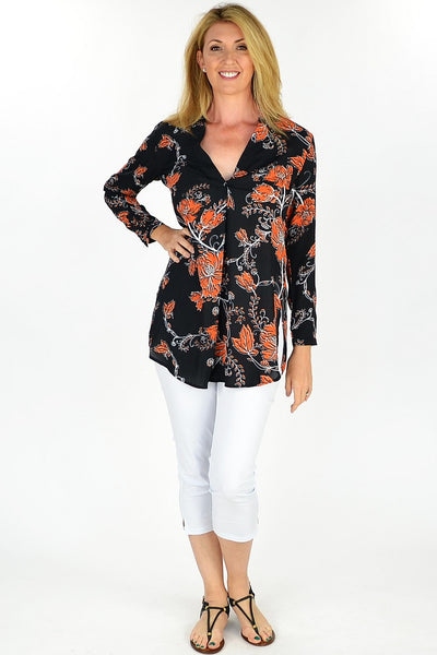 Klondyke Flower Tunic