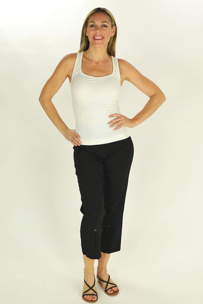 Black Betty Clarity Pants - at I Love Tunics @ www.ilovetunics.com = Number One! Tunics Destination