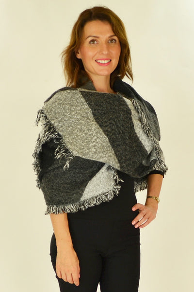 Debras Diamond Scarf - at I Love Tunics @ www.ilovetunics.com = Number One! Tunics Destination