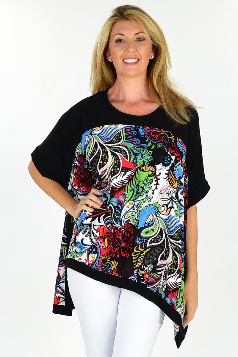 Luna Tunic - at I Love Tunics @ www.ilovetunics.com = Number One! Tunics Destination