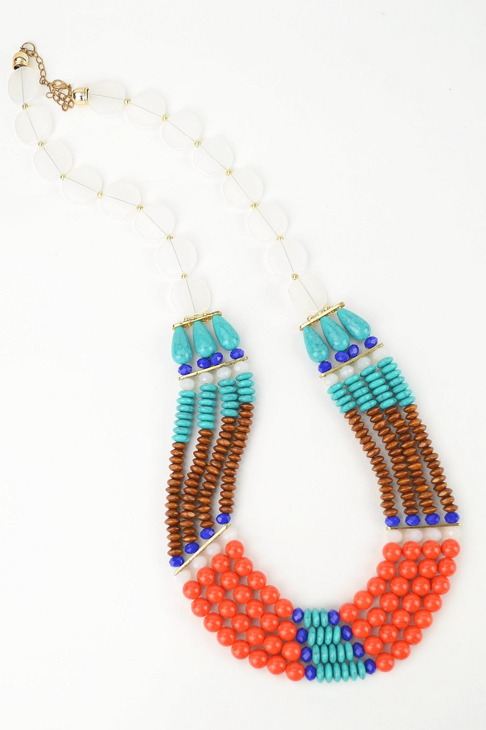 Mary Necklace - at I Love Tunics @ www.ilovetunics.com = Number One! Tunics Destination