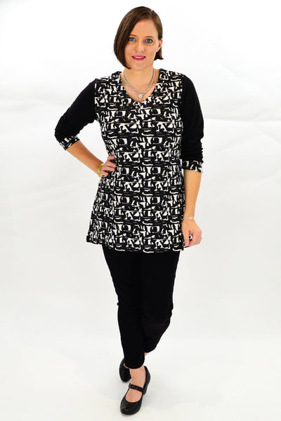 Jodie Tunic Top