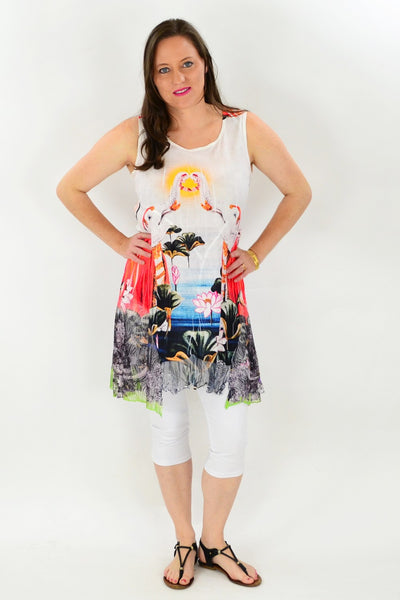 Lucky Elephant Tunic