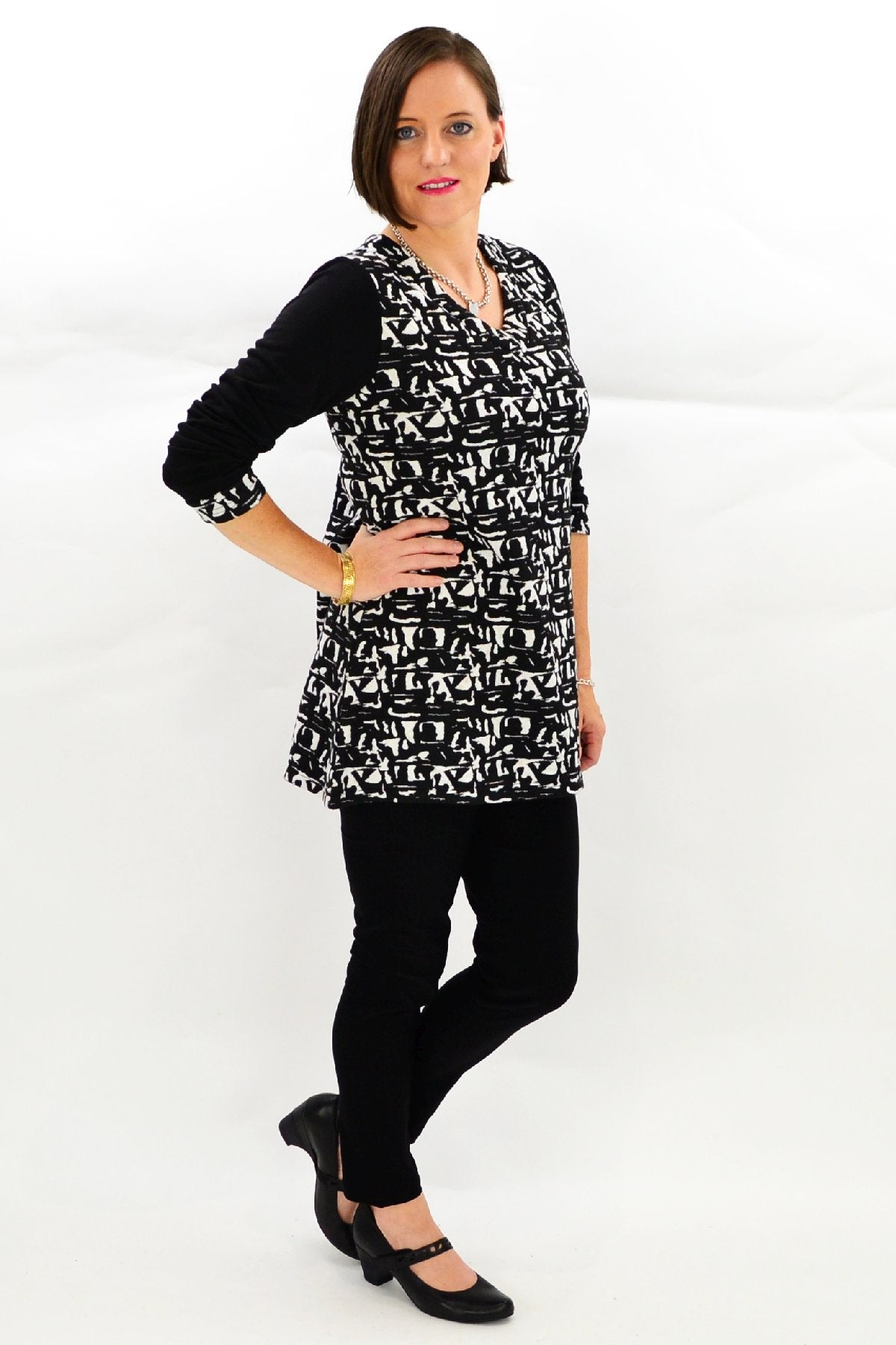 Jodie Tunic Top | I Love Tunics | Tunic Tops | Tunic | Tunic Dresses  | womens clothing online