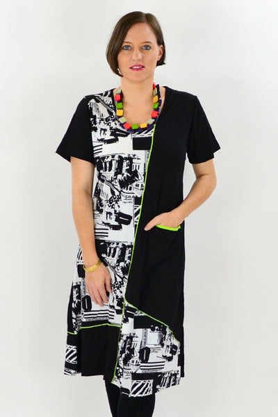 Lime Line Tunic | I Love Tunics | Tunic Tops | Tunic | Tunic Dresses  | womens clothing online