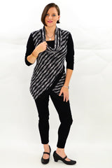 Black Rosie Tunic | I Love Tunics | Tunic Tops | Tunic | Tunic Dresses  | womens clothing online