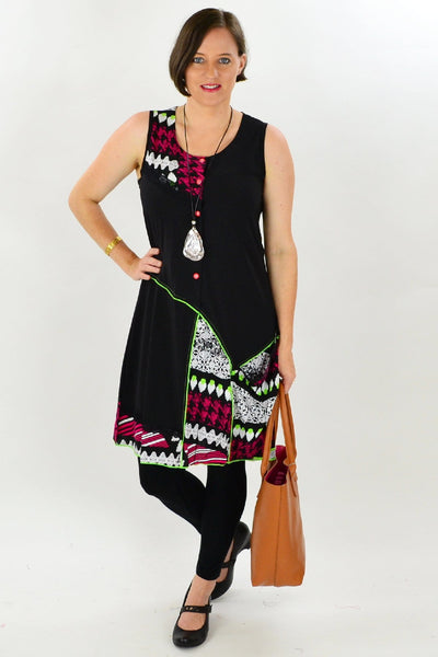Charlize Tunic Dress | I Love Tunics | Tunic Tops | Tunic | Tunic Dresses  | womens clothing online