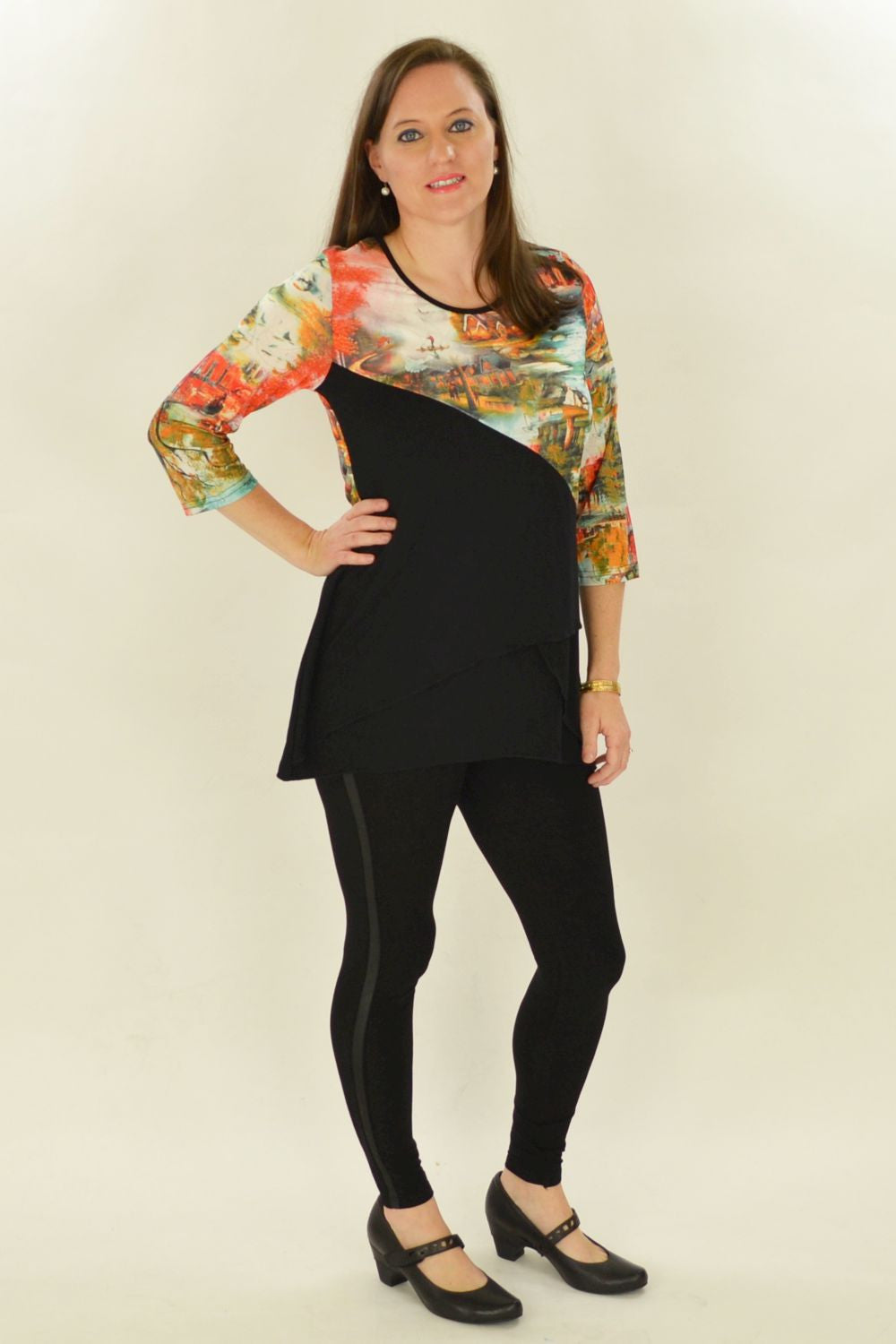 Autumn River Tunic | I Love Tunics | Tunic Tops | Tunic | Tunic Dresses  | womens clothing online