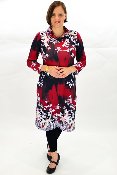Dragonfly Tunic Dress