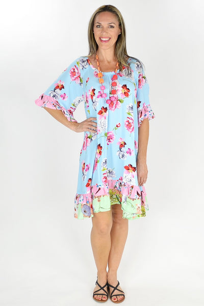 Flowers of Summer Tunic