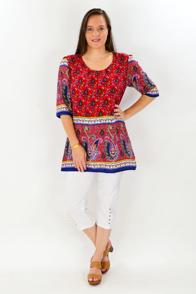 Molly Tunic Top