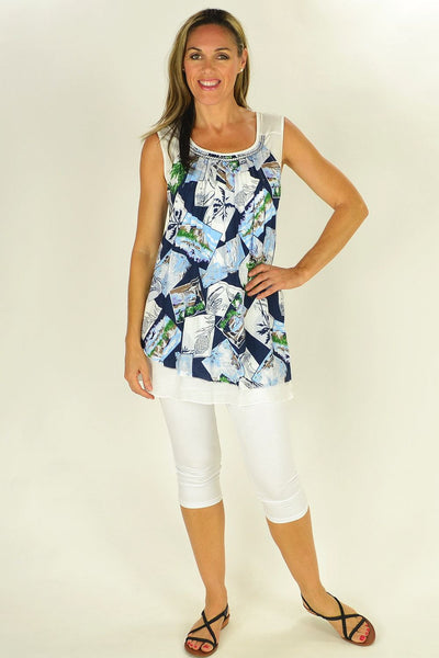 Tropical Island Clarity Tunic