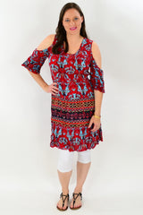 Seychelles Tunic - at I Love Tunics @ www.ilovetunics.com = Number One! Tunics Destination