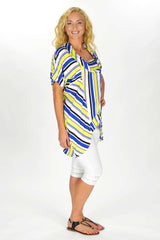 Lucy Line Tunic - at I Love Tunics @ www.ilovetunics.com = Number One! Tunics Destination
