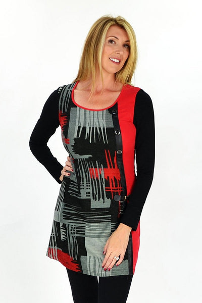 Bella Tunic - at I Love Tunics @ www.ilovetunics.com = Number One! Tunics Destination