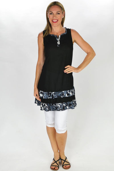 Black Beauty Tunic