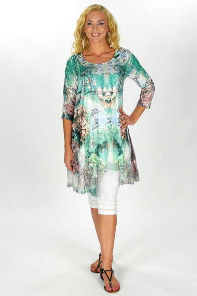 Frenchy Penny Tunic
