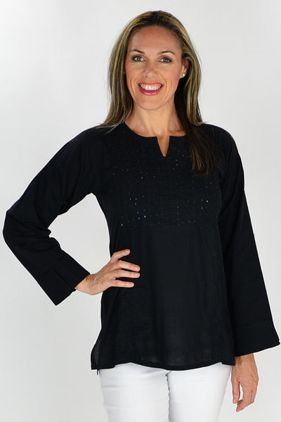 Lalita Tunic - at I Love Tunics @ www.ilovetunics.com = Number One! Tunics Destination