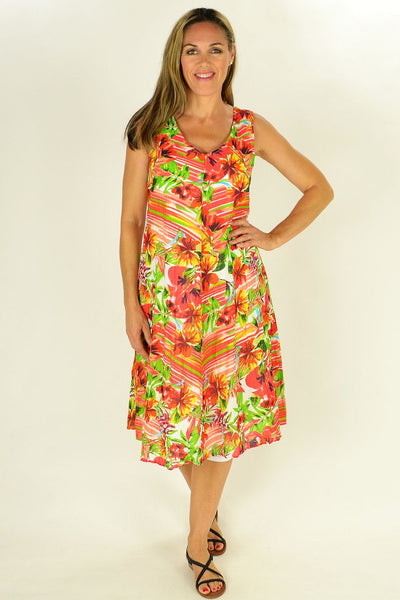 Hawaii Tunic Dress