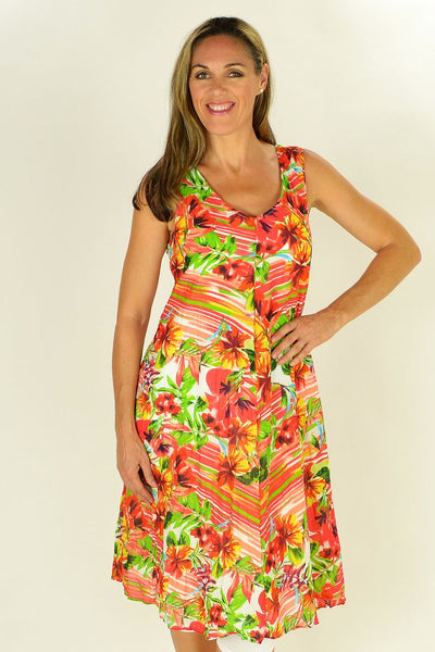 Hawaii Tunic Dress - at I Love Tunics @ www.ilovetunics.com = Number One! Tunics Destination