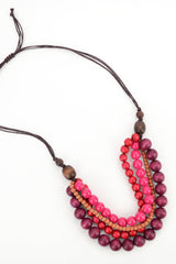 Forest Berries Necklace - at I Love Tunics @ www.ilovetunics.com = Number One! Tunics Destination