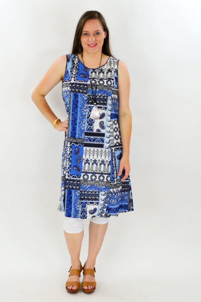 Orientique Mykonos Tunic Dress