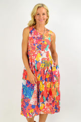 Pamplona Bubble Tunic Dress - I Love Tunics