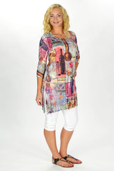 Cooper Tunic | I Love Tunics | Tunic Tops | Tunic Dresses | Women's Tops | Plus Size Australia | Mature Fashion