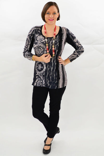 Mary May Tunic Top