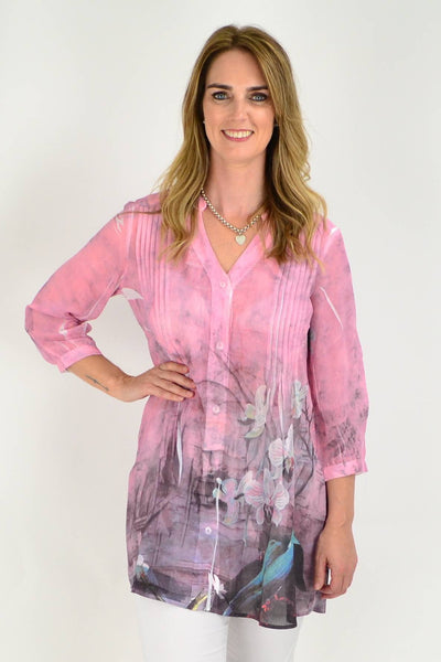 Ladies shirts by I Love Tunics