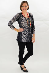 Mary May Tunic Top - at I Love Tunics @ www.ilovetunics.com = Number One! Tunics Destination