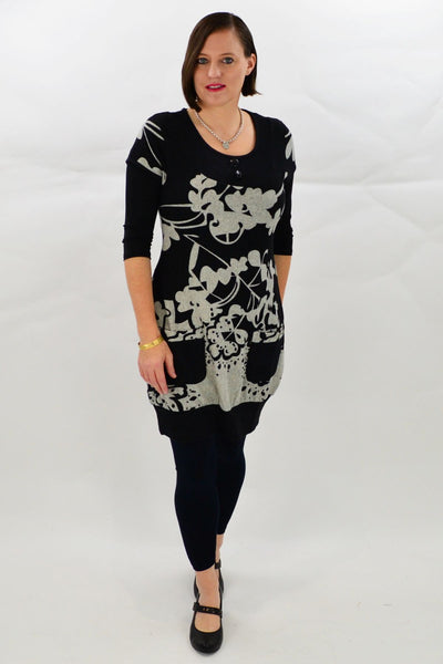 Miranda Winter Tunic Top
